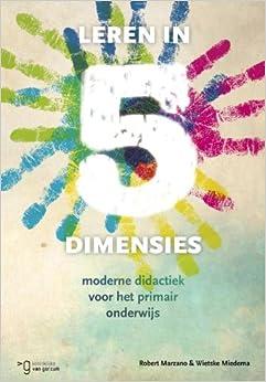 Book Leren in 5 dimensies: moderne didactiek voor het primair onderwijs