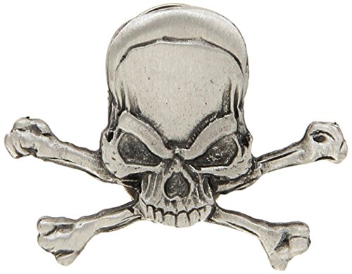 Hot Leathers PNA1155 Pirate Skull Biker -