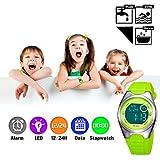 Kids Watch, Boys Sports Digital Waterproof Led