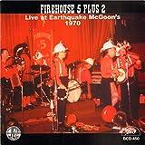 Live at Earthquake Mcgoon's - 1970