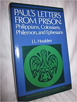 Book Paul's Letters from Prison: Philippians, Colossians, Philemon, and Ephesians