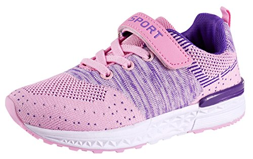 UKRIS Kids Casual Walking Lightweight Shoes Breathable Running Shoes Fashion Sneakers for Boys and Girls