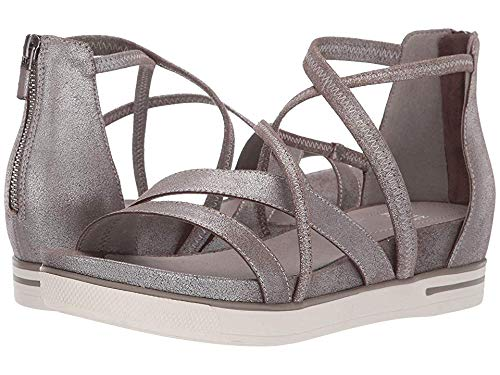 Eileen Fisher Women's Skip Mica Metallic Suede 7.5 B US from Eileen Fisher