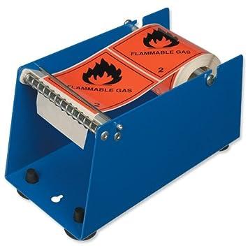 Adpac PD611T - Dispensador de etiquetas (capacidad de 210 mm y 500 etiquetas de 108 x 79 mm): Amazon.es: Oficina y papelería