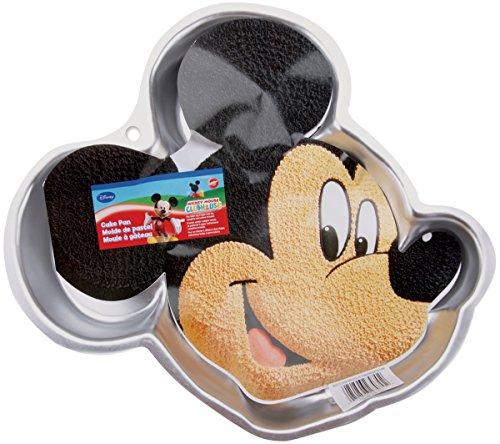 Wilton Aluminum Mickey Mouse Cake Pan -