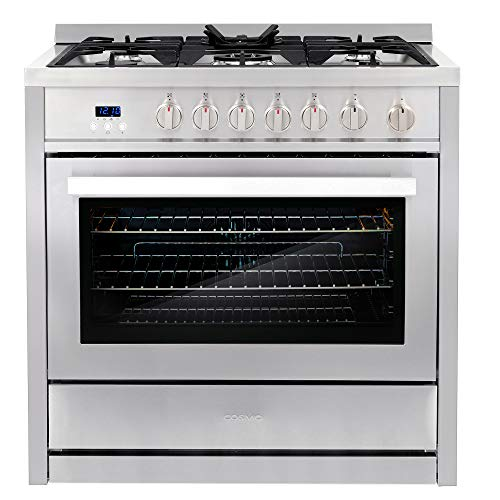 Gas 48in Freestanding Range - 8