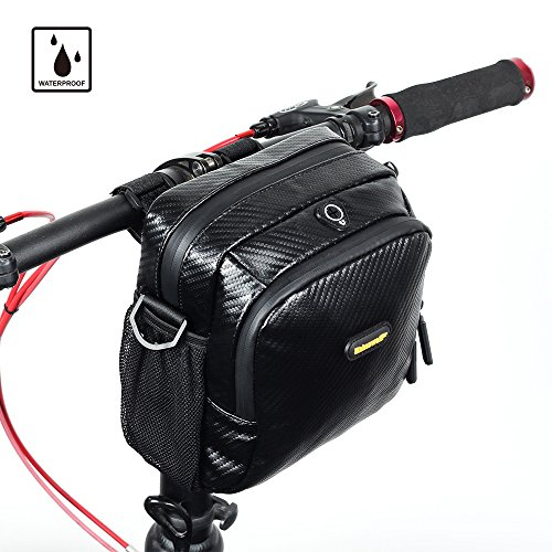 661face7ca2a Rhinowalk Bike Bag Bike Handlebar Bag Waterproof Road Bike Saddle Bag Bike  Frame Bag Bike Basket