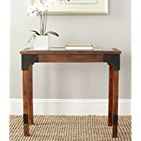 Safavieh American Homes Collection Elmer Dark Brown Console Table