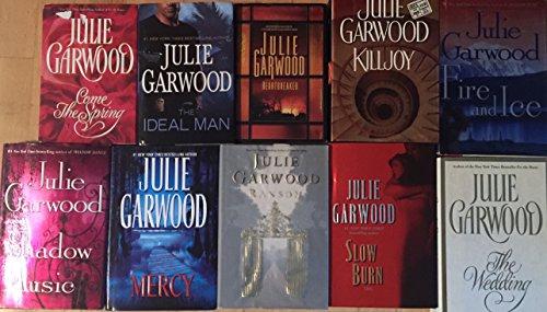 Julie Garwood Hardcover Thriller Collection 10 Book Set