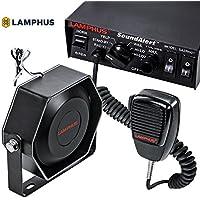 Lamphus SoundAlert 100W Emergency Warning Siren & Slim Speaker