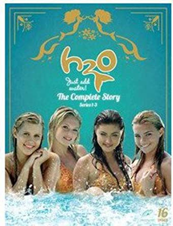 H2O Just Add Water-The Complete Story Alemania DVD: Amazon.es: H2o Just Add Water: Cine y Series TV
