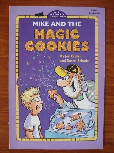 Mike and the magic cookies (All-Aboard Reading)