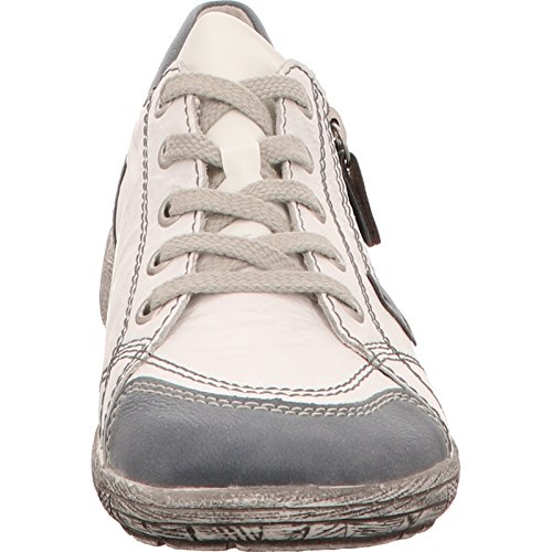 Remonte Mujeres-lace-up Weiß 950831-3 Blanco