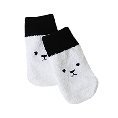 498339ba5 DIGOOD Suit For 0-4 Years Old, Toddler Baby Boys Girls Cute Cartoon Keep  Warm Kids Socks