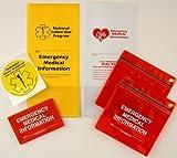StoreSMART - Emergency Medical Information Variety Pack - Personal Variety Pack - YDOTVOL-PVP