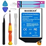 Motorola FX30 Battery, MAXBEAR [3000mAh] Li-Polymer Built-in Battery SNN5964A Replacement for Motorola Moto X Pure Edition XT1572 XT1575 Style with Free Tool.