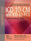 The ICD-10-CM and ICD-10-PCD Coding Handbook is the only guide published in collaboration with the Central Office on ICD-10-CM/PCS (formerly, Central Office on ICD-9-CM) of the American Hospital Association. ICD-10-CM and ICD-10-PCS are the HIPAA cod...