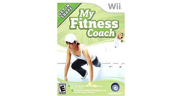 Amazon.com: My Fitness Coach - Nintendo Wii: Artist Not ...