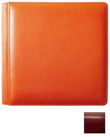 Raika RM 105-F RED 11 x 12 Large Single Page Photo Album - Red by Raika®