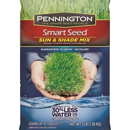 PENNINGTON SEED 100526659 Sun/Shade Seed Mix by Pennington Seed