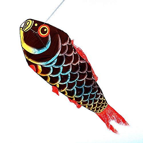 凧,春の空飛ぶ凧の希望 5.2mラージアダルトカイトロングテールカイト 空飛ぶ物 B07QZL5DP3
