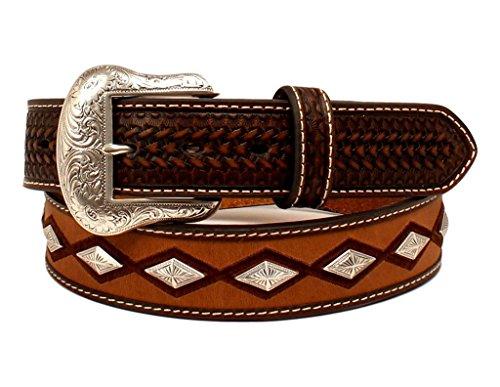 Diamond Concho Belt - 8
