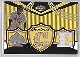 #9: Pedro Martinez #5/9 (Baseball Card) 2008 Topps Triple Threads - Relics - Gold #TTR-185