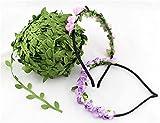 84 Yards Olive Leaves Leaf Trim Ribbon for DIY