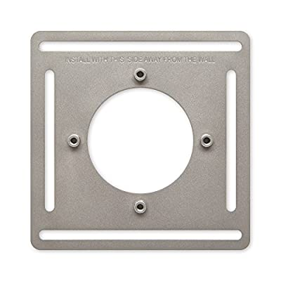 Nest Thermostat E Steel Plate