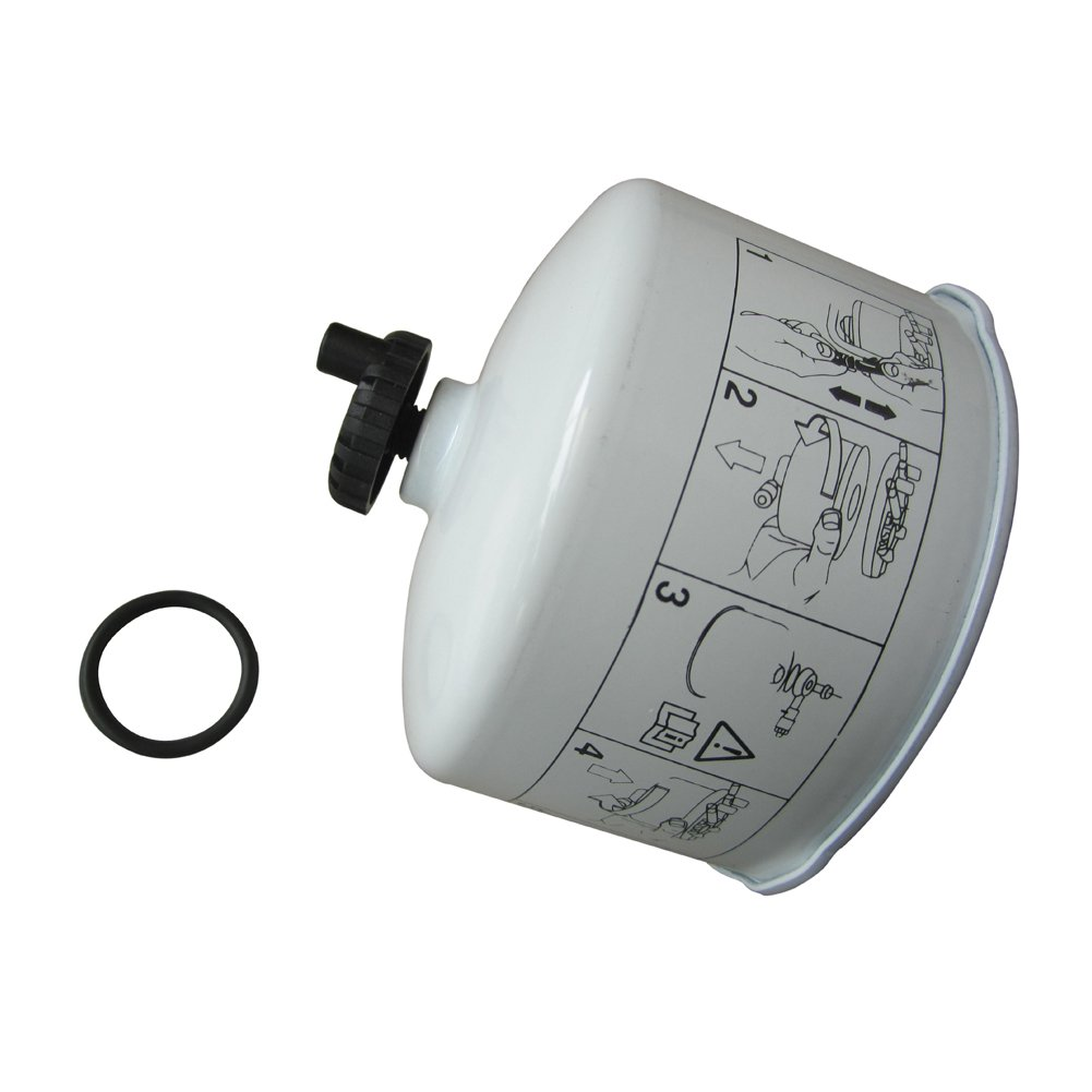 Amazon.com: JSD LR009705 Diesel Fuel Filter for Land Rover LR3 LR4 Range  Rover Sport: Automotive