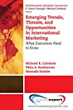 img - for Emerging Trends, Threats and Opportunities in International Marketing: What Executives Need to know book / textbook / text book