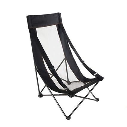Fabulous Amazon Com High Back Camping Chair Sun Loungers Reclining Short Links Chair Design For Home Short Linksinfo