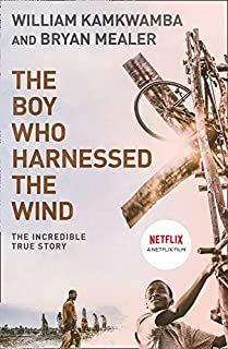 product image for The Boy Who Harnessed The Wind