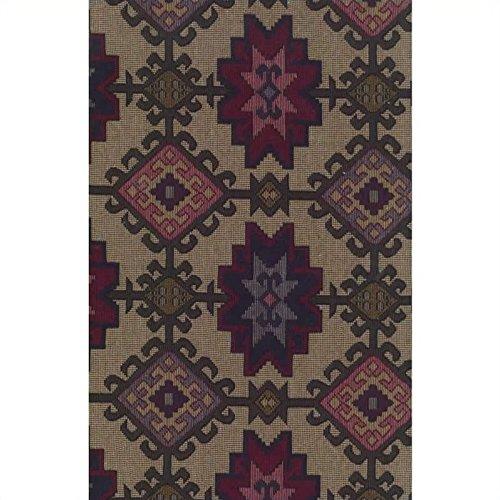Tapestry Palomino Futon Cover Size: (9' Premium Futon Mattress)