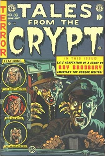 "Tales From the Crypt No. 36 Cover Art Poster (E.C. Comic Portfolio, ""9 1/4 X 13 1/8"")"