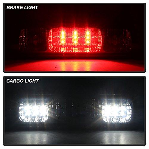 Xtune BKL-FF15004-LED-G2-BK Brake Light