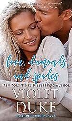 Love, Diamonds, and Spades: Rylan & Quinn (Cactus Creek Book 2)