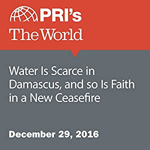 Water Is Scarce in Damascus, and So Is Faith in a New Ceasefire