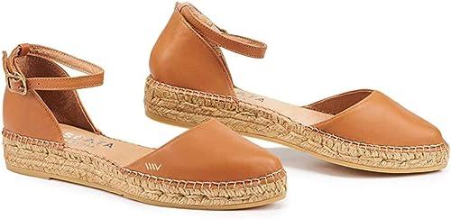 Viscata – Sandalias de piel Conca hechas a mano en España, con ...
