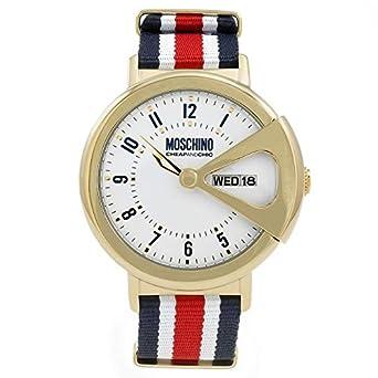 Unisex Moschino Herren Armbanduhr mw0348
