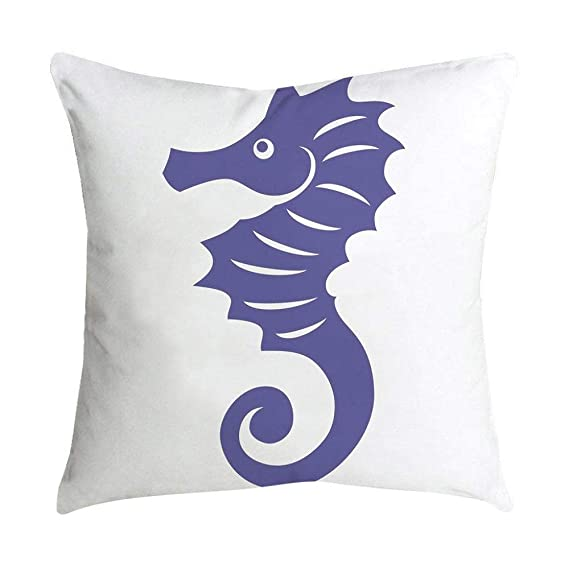 VJGOAL impresión de Moda hogar Decorativo Suave sofá cómodo Cojín Cuadrado Funda de Almohada 4 Piezas Conjunto(45_x_45_cm,Multicolor5)