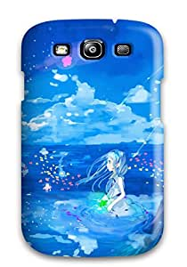 Hot Tpye Anohana Case Cover For Galaxy S3