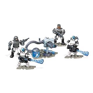 Mega Construx Halo Cryo Marines Fireteam Building Set