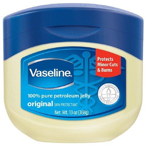 Vaseline Petroleum Jelly Uses (Vaseline Petroleum Jelly Original 13 oz (Pack of 6))