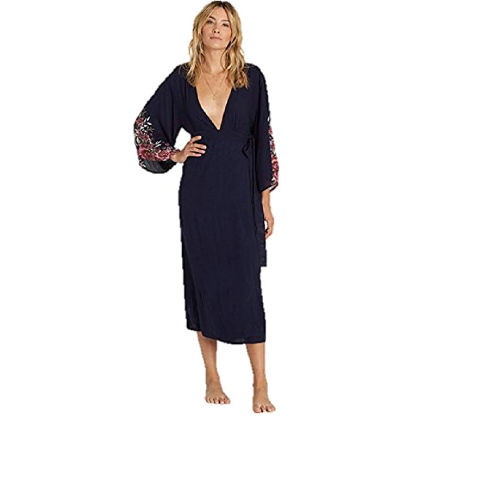 ce652ee3a3af Amazon.com: Billabong Women's Robe Life Dress: Clothing