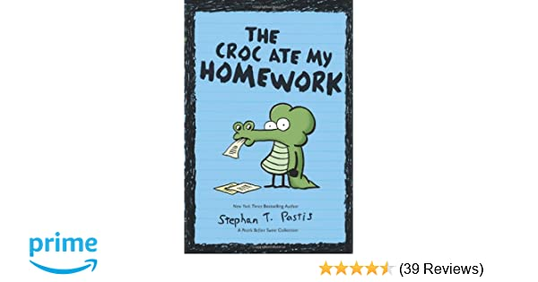 7dca6bd0e9e82 The Croc Ate My Homework: A Pearls Before Swine Collection (Pearls ...