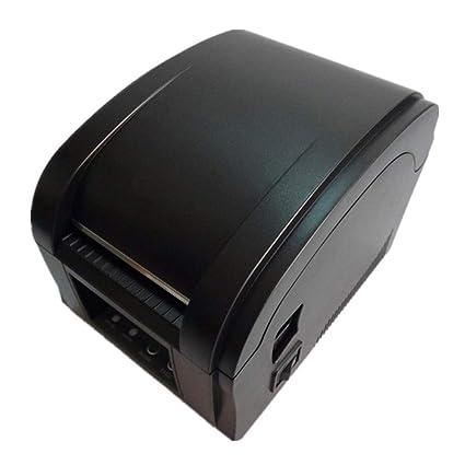 QWERTOUY Código de Barras impresoras de Etiquetas Impresora de ...