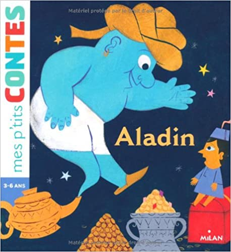 Télécharger en ligne Aladin et le génie epub pdf