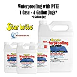 Star Brite 81900 Fabric Waterproofing w/ PTEF (1 Case - 4 Gallon Jugs)