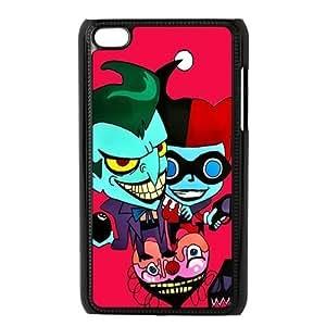 Customize Joker Harley Quinn Back Diy For LG G3 Case Cover JNIPOD4-1383